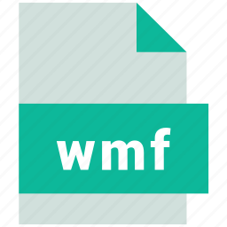 vector image file format, wmf icon
