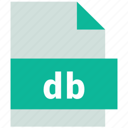 database file format, db icon