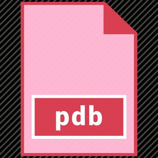 File format, pdb icon - Download on Iconfinder on Iconfinder