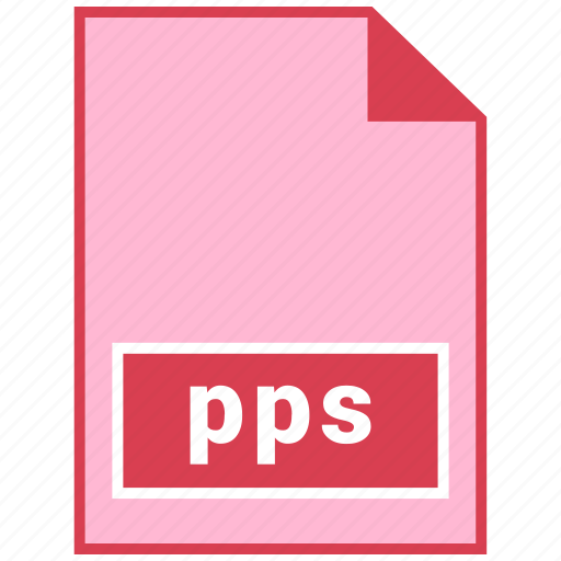 file format, pps icon
