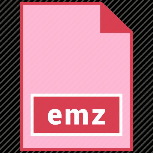 emz, file format icon