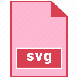 file format, svg icon