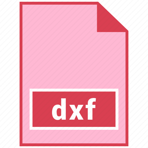 dxf, file format icon