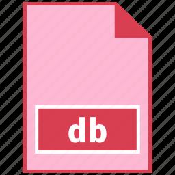 db, file format icon
