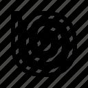 breadroll, bun, cinnamonbun, cinnamonroll, twist icon