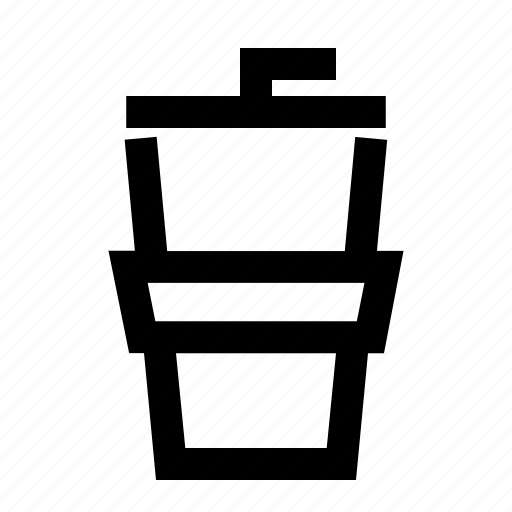bottle, cafe, coffee, cup, drink, glass, juice icon
