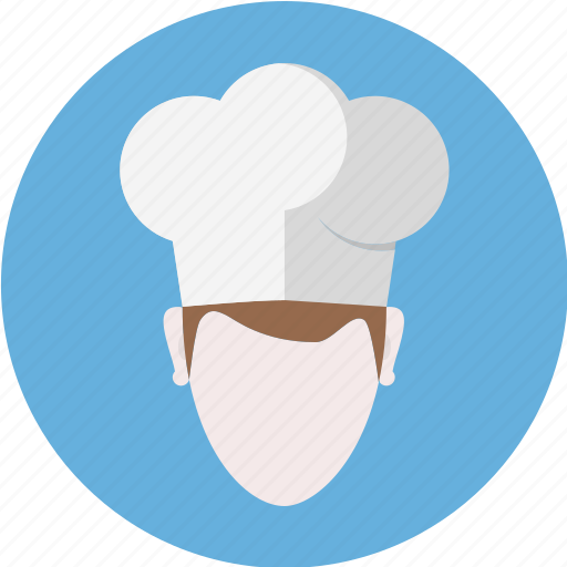 chef, chefs hat, cook, restaurant icon