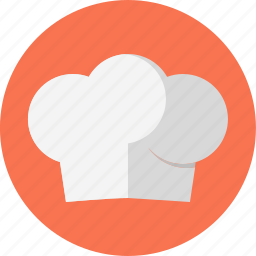 chef's hat, chefs, chefs hat, cook, cuisinier, hat, sous chef icon