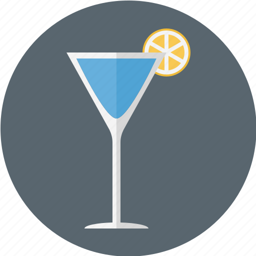 alcohol, cocktail, cocktail glass, drink icon