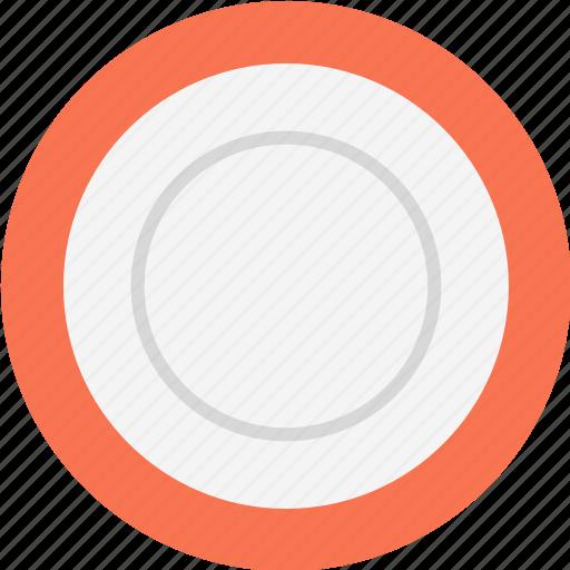 Plate, platter icon - Download on Iconfinder on Iconfinder