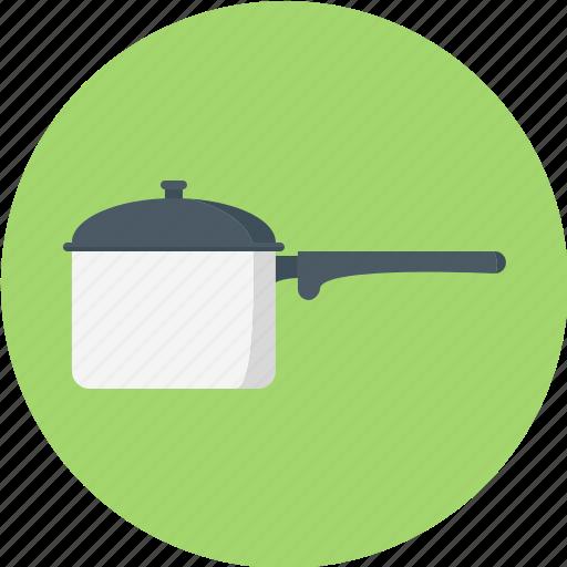 pan, sauce pan, saucepan, skillet icon