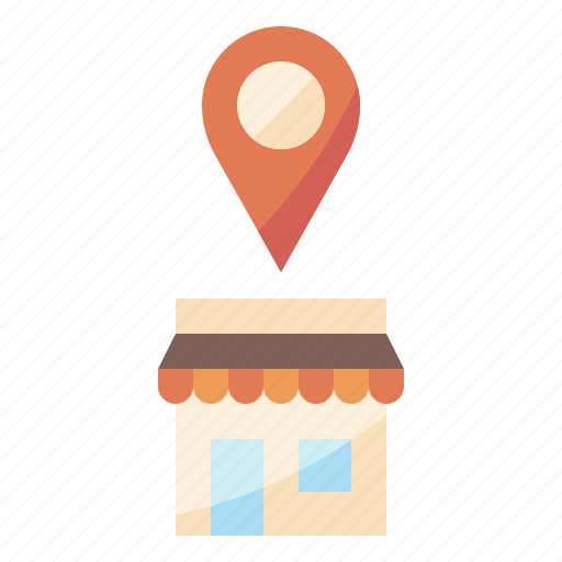 Cafe, coffee, location, restaurant icon - Download on Iconfinder