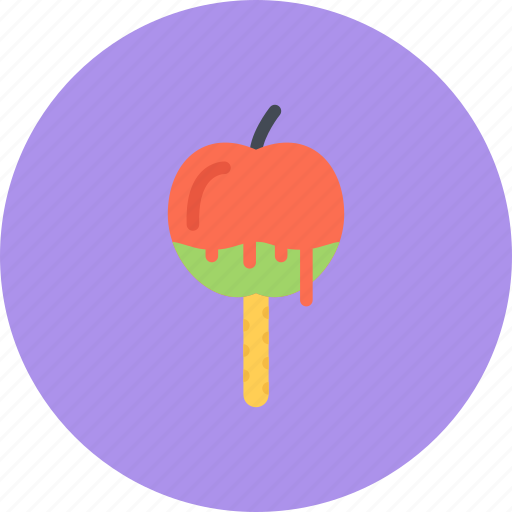 apple, candy, coffee shop, food, sweet shop icon
