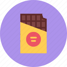 candy, chocolate, coffee shop, food, sweet shop icon