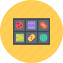 candies, candy, chocolate, coffee shop, food, sweet shop icon