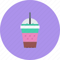 candy, cocktail, coffee shop, food, sweet shop icon