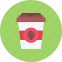 candy, coffee, coffee shop, food, sweet shop icon
