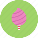 candy, coffee shop, cotton, food, sweet shop icon