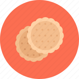 candy, coffee shop, cracker, food, sweet shop icon
