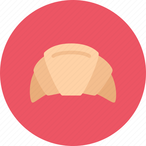 candy, coffee shop, croissant, food, sweet shop icon