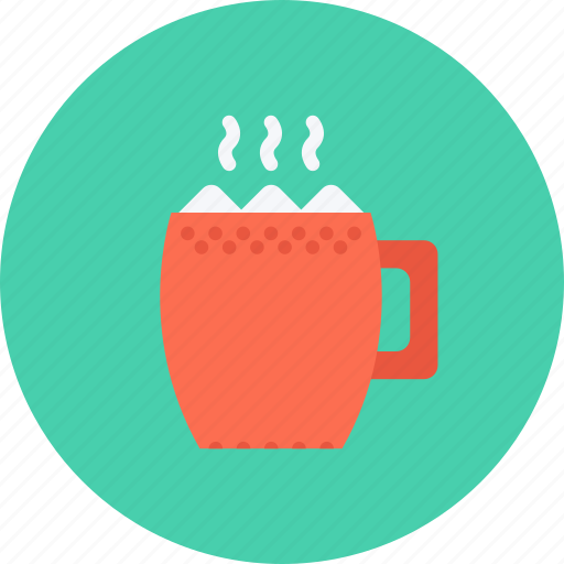 candy, cocoa, coffee shop, cup, food, sweet shop icon