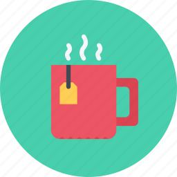 candy, coffee shop, cup, food, sweet shop, tea icon