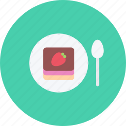 candy, coffee shop, dessert, food, sweet shop icon