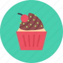 candy, coffee shop, food, muffins, sweet shop icon