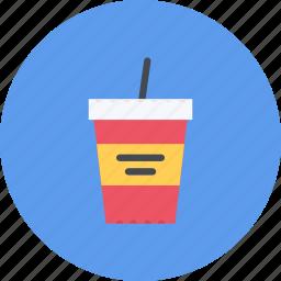 candy, coffee shop, food, soda, sweet shop icon