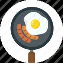 cook, food, breakfast, egg, omelette