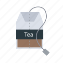 cafe, coffee, tea, tea bag icon