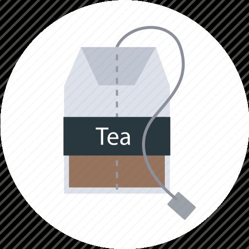 cafe, coffee, tea, tea bag icon