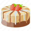 chocolate ganache, chocolate velvet cake, coffee cake, dessert, gastronomy icon