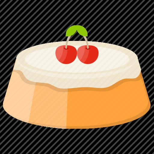 Caramel Cake Cherry Cheesecake Confectionery Sweet Food Vanilla