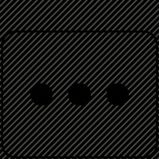 additional, calculator, menu, program icon