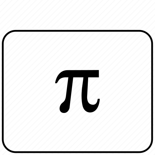 constanta, count, function, math, pi, science icon