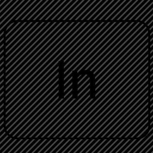 calculator, function, ln, math, operation icon