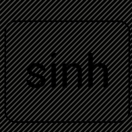 calculator, function, math, operation, sin, sinus icon