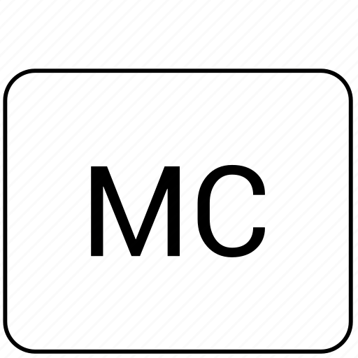 calculator, function, math, mc icon
