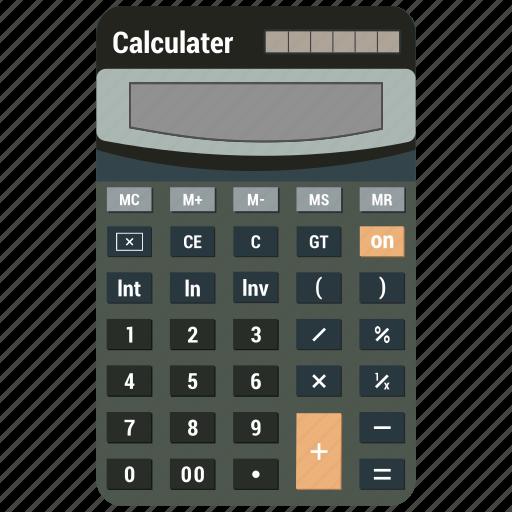 accounting, calculate, calculation, calculator icon
