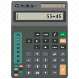 accounting, calculator, finance, financial icon