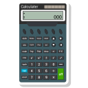 calculate, calculator, math icon
