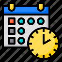 date, time, schedule, reminder, agenda, calendar