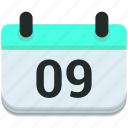 business, calendar, day, event, events, planning icon
