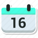 calendar, date, event, schedule icon