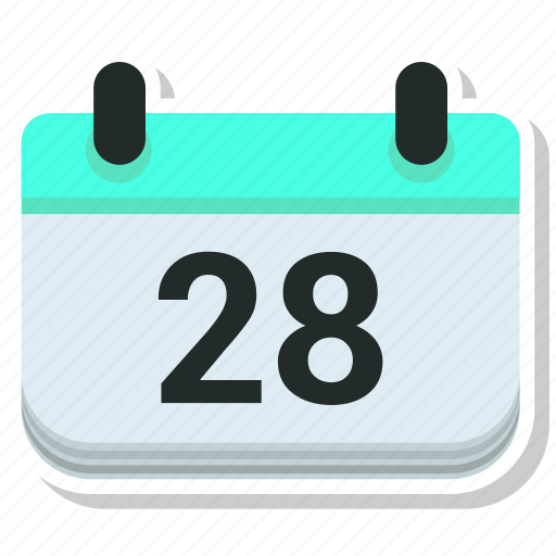 calendar, day, event, schedule icon