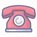 call, contact, number, telephone icon