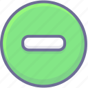 idle, status, stop icon