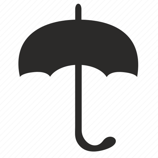 calm, keep, rain, umbrella icon