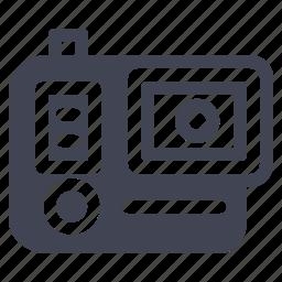 camera, digital, go, photography, pro icon